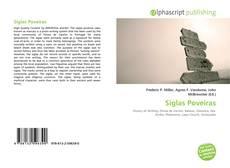 Bookcover of Siglas Poveiras