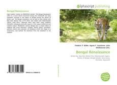 Portada del libro de Bengal Renaissance