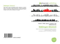 Capa do livro de Böblingen (District)