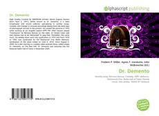 Buchcover von Dr. Demento