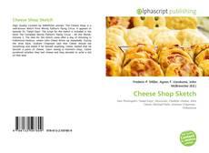 Borítókép a  Cheese Shop Sketch - hoz