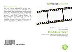 Capa do livro de The Aldrich Family