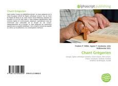 Portada del libro de Chant Grégorien
