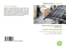 Bookcover of Linear Interpolation