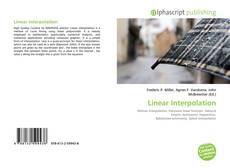 Обложка Linear Interpolation