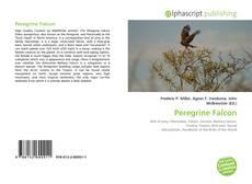 Bookcover of Peregrine Falcon