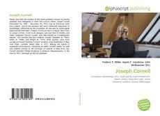 Bookcover of Joseph Cornell