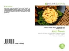 Copertina di Kraft Dinner