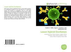 Borítókép a  Lower Hybrid Oscillation - hoz