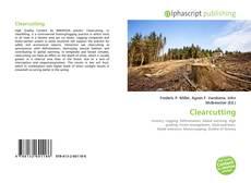 Buchcover von Clearcutting