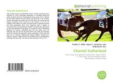 Bookcover of Chantal Sutherland