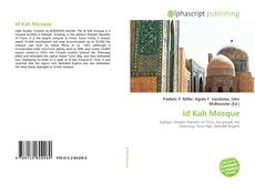 Bookcover of Id Kah Mosque