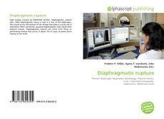 Couverture de Diaphragmatic rupture