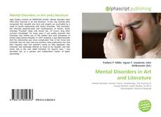 Couverture de Mental Disorders in Art and Literature