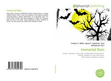Buchcover von Immortal Rain
