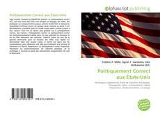Bookcover of Politiquement Correct aux États-Unis