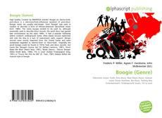 Capa do livro de Boogie (Genre)