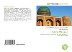 Bookcover of Adina Mosque