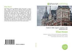 Elias Howe的封面