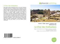 Couverture de Le Choc des Civilisations