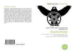 Buchcover von Church of Satan