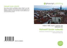 Обложка Halswell (outer suburb)