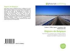Régions de Belgique kitap kapağı