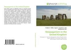 Borítókép a  Neopaganism in the United Kingdom - hoz