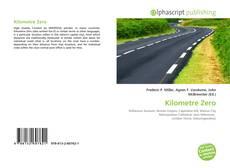 Kilometre Zero kitap kapağı