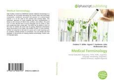 Capa do livro de Medical Terminology
