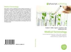 Medical Terminology的封面