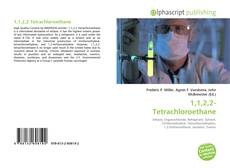 Couverture de 1,1,2,2-Tetrachloroethane