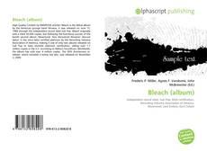 Bookcover of Bleach (album)