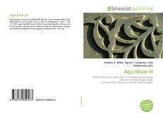 Buchcover von Aga Khan III