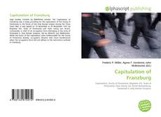 Bookcover of Capitulation of Franzburg