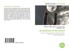 Couverture de Gravitation of the Moon