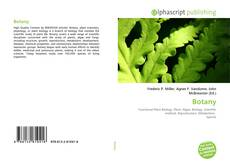 Bookcover of Botany