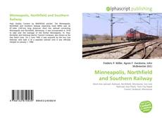 Bookcover of Minneapolis, Northfield and Southern Railway