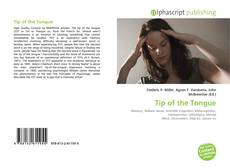 Portada del libro de Tip of the Tongue