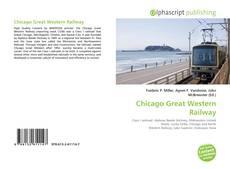 Обложка Chicago Great Western Railway
