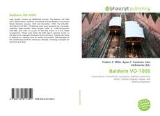 Borítókép a  Baldwin VO-1000 - hoz
