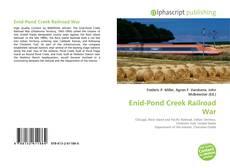 Borítókép a  Enid-Pond Creek Railroad War - hoz
