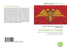 Capa do livro de Leo Phokas the Younger