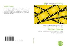 Bookcover of Miriam Cooper