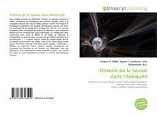 Bookcover of Histoire de la Savoie dans l'Antiquité