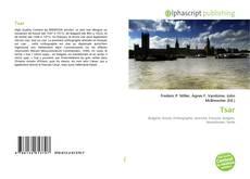 Buchcover von Tsar