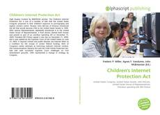 Bookcover of Children's Internet Protection Act