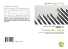 Ensemble Forecasting的封面