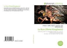 Bookcover of Lu Xun (Three Kingdoms)