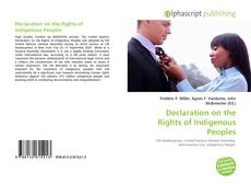 Bookcover of Declaration on the Rights of Indigenous Peoples